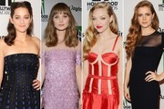 Best & Worst Dressed - Hollywood Film Awards Gala 2012