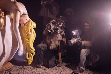 Watch the Commercial for Banksy's 'Dismaland'