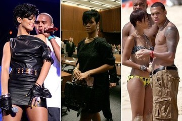 Rihanna and Chris Brown Relationship Timeline