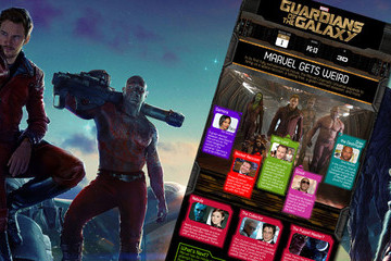 The Weird and Wonderful 'Guardians of the Galaxy' Characters in One Graphic