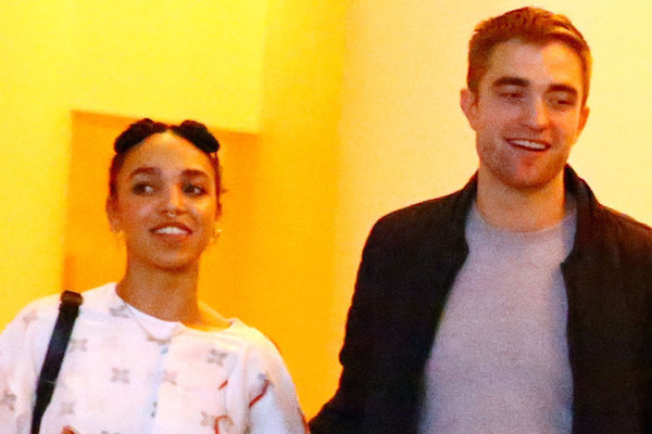 Robert Pattinson and FKA Twigs are Engaged! (For Real!)