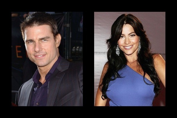 Tom Cruise was rumored to be with Sofia Vergara