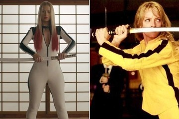 Iggy Azalea's Got Nothing on Uma Thurman in Her New 'Black Widow' Music Video