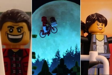 A 15-Year-Old Made All Your Favorite Movies Into LEGOs
