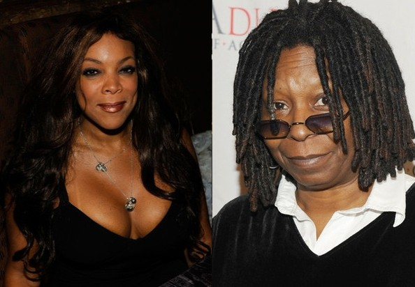 wendy williams and whoopi goldberg talk it out whoopi goldberg
