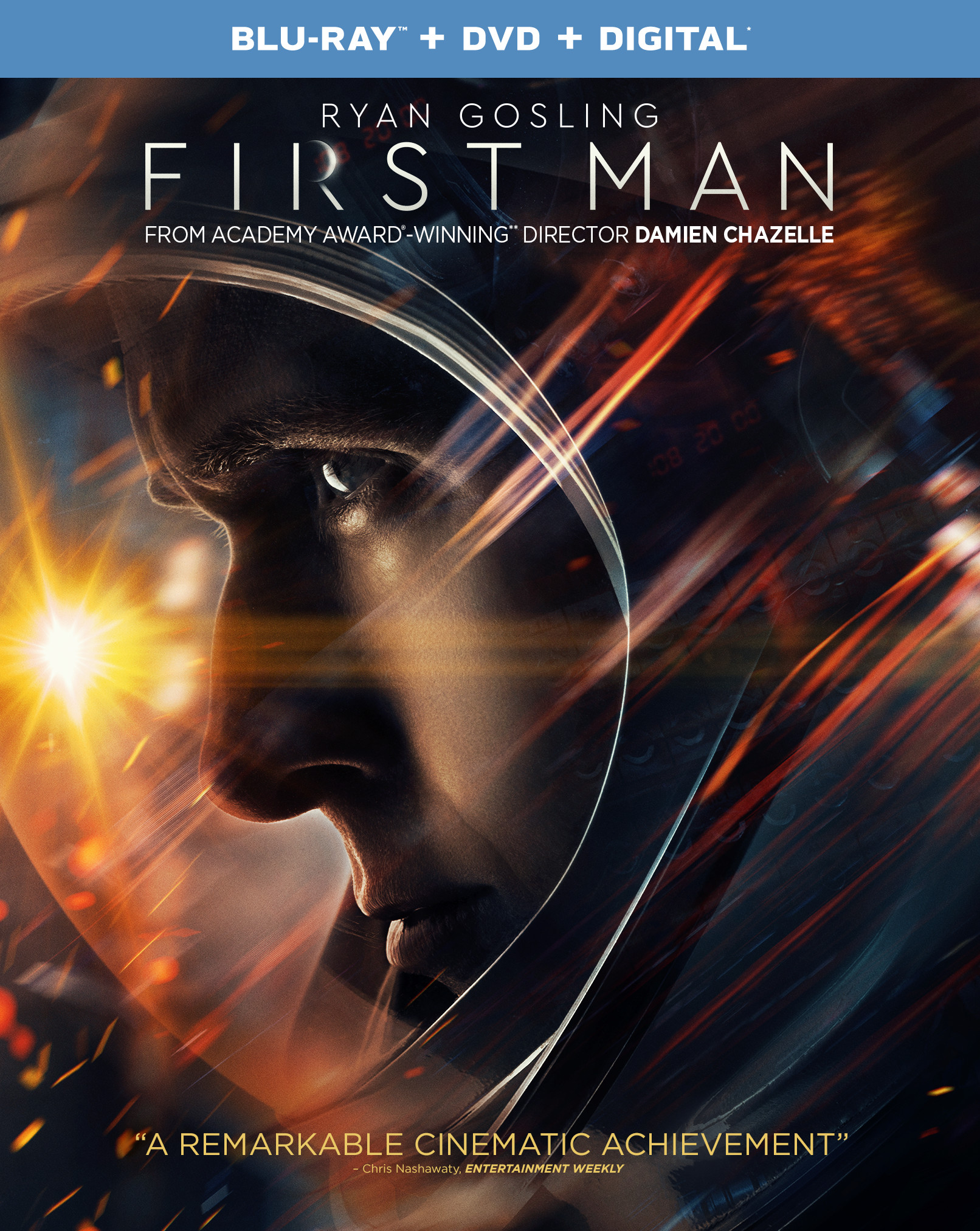 Enter Zimbio's 'First Man' Blu-ray Giveaway