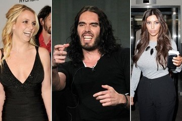 Celebrities Who Throw Things