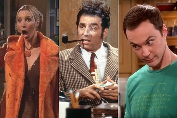 The Most Over-the-Top TV Characters
