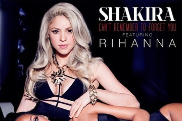 How Does Shakira's 'Can't Remember to Forget You' Stack Up Against Rihanna's Best Features?