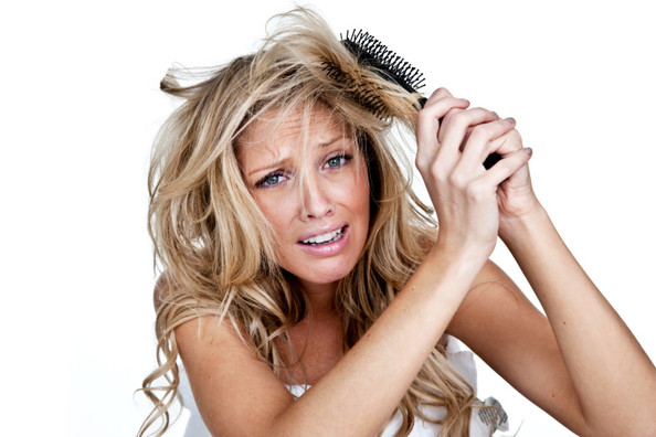 Have You Ever Had a Bad Hair Day SO Bad You've Been Tempted to Stay at Home?