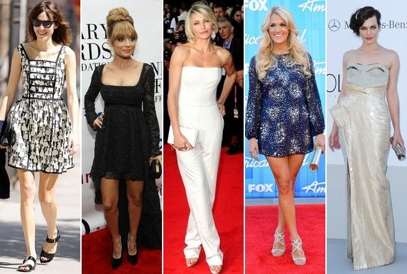 Poll: Who Wins Best Dressed of the Week?
