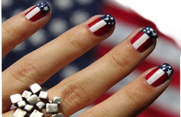 4 All-American Beauty Trends to Try This 4th of July