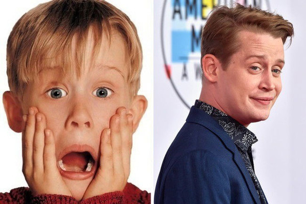 Macaulay Culkin Home Alone 1 2 Where Are They Now Kids From