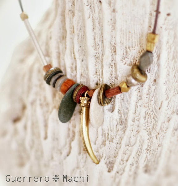 Obsession of the Day - Guerrero Machi Handmade Jewelry From Los Angeles