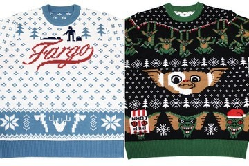 Mondo's 'Gremlins' & 'Fargo' Sweaters Are Pretty Super Sweet