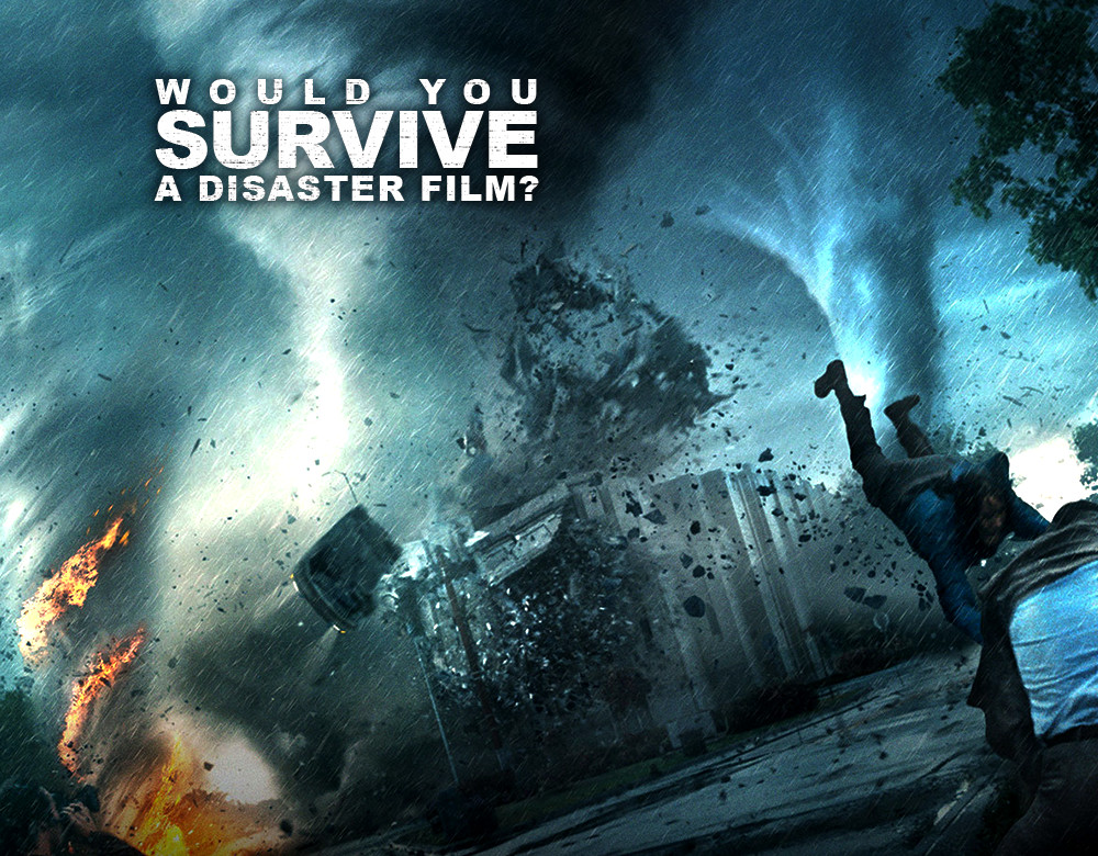 Would You Survive In A Disaster Film Quiz Zimbio