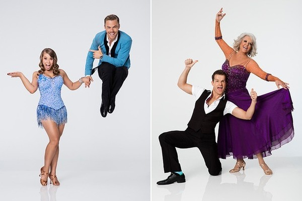 'Dancing With the Stars' Season 21 Portraits