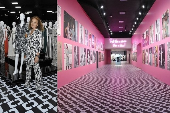 Football and Footwear Get Fancy, DVF Dress Turns 40, and Miley Makes Headlines (Again)