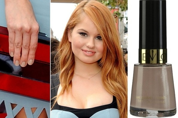 Where to Score Debby Ryan's EXACT $5 Greige Nail Polish