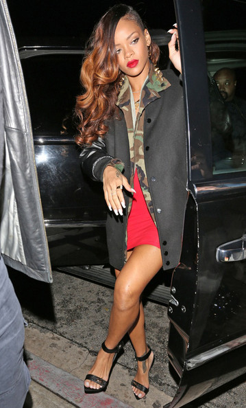 RiRi on the Scene