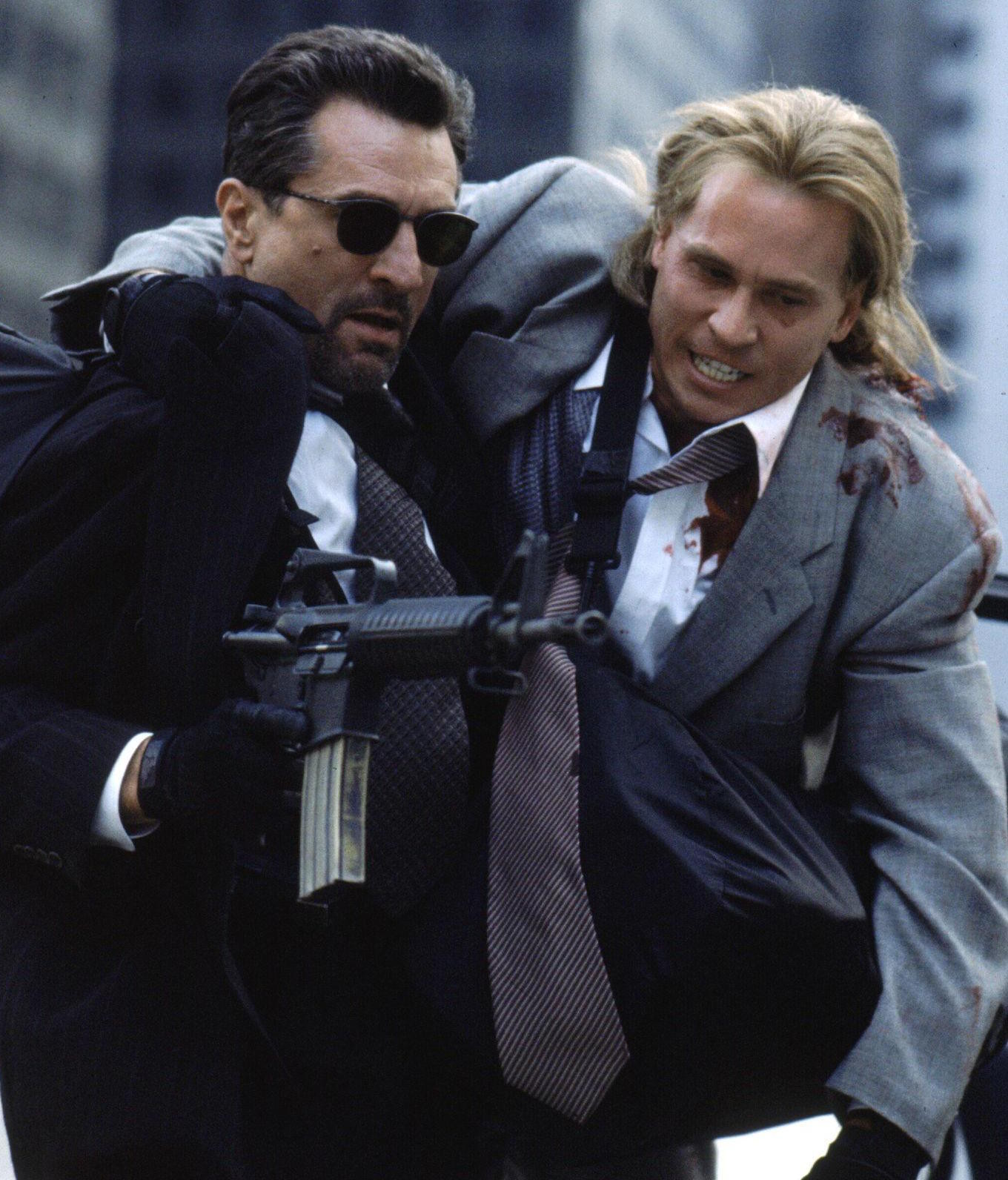 20 Things You Never Knew About 'Heat' - Beyond the Box Office - Zimbio