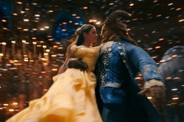 10 Breathtaking GIFs from the Live-Action 'Beauty and the Beast' That Will Make You a Believer