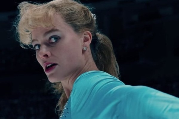 Margot Robbie in I, Tonya. (Neon)