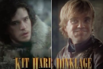 Here's How the 'Game of Thrones' Intro Would Have Looked in 1995