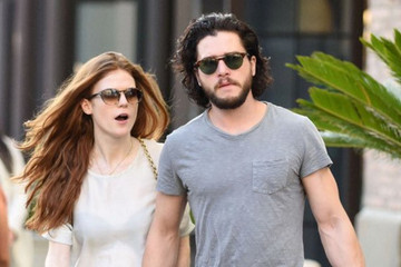 5 Reasons 'Game of Thrones' Actors Kit Harington and Rose Leslie Belong Together