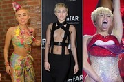 Miley Cyrus' Most Outrageous Outfits
