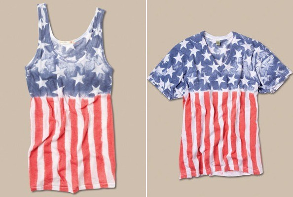 Just in Time for the Olympics: Alternative Apparel's New USA Collection