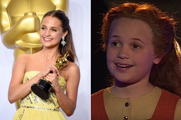 Alicia Vikander Slaying a Lip Sync Battle at 8-Years-Old Is the Cutest