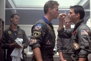The 'Top Gun' Cast Then And Now