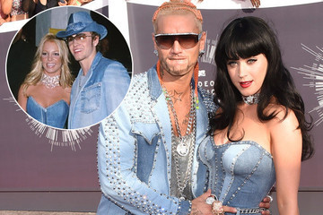 Who Wore It Better? Katy Perry & Riff Raff vs. Britney & Justin