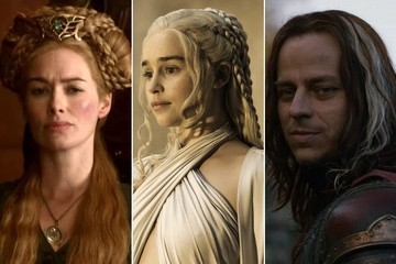 'Game of Thrones' Without Wigs Is a Totally Different Show