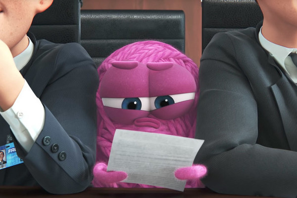 Pixar's New Short Exposes Toxic Bro Culture In The Workplace