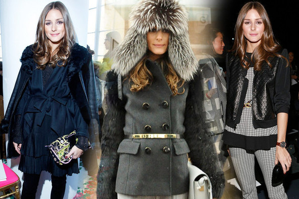 Olivia Palermo's New York Fashion Week Outfits So Far