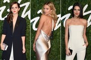 The Hottest Looks at the 2014 British Fashion Awards