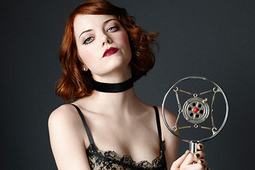 Emma Stone Just Gave Everyone a Very Good Reason to See 'Cabaret'