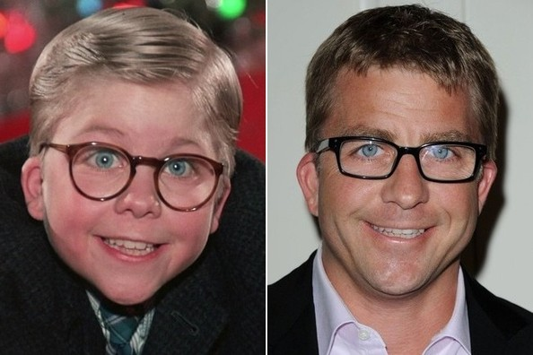 peter billingsley a christmas story - Christmas Story Cast Then And Now