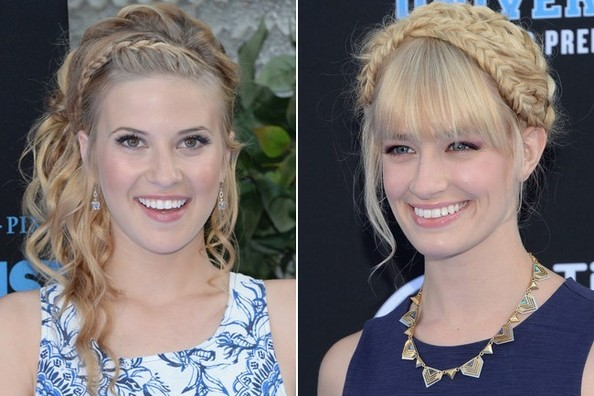 Battle of the Braids - Whose Plaited Look Do You Love More? Vote!