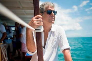 Anthony Bourdain Just Received Two Emmy Nominations Posthumously