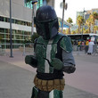 A Mandalorian Warrior