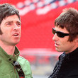Noel+Gallagher in Oasis Photo Session At Wembley - From zimbio.com