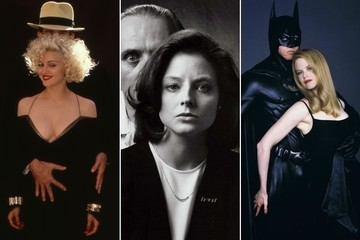 Incredible Publicity Photos From '90s Movies