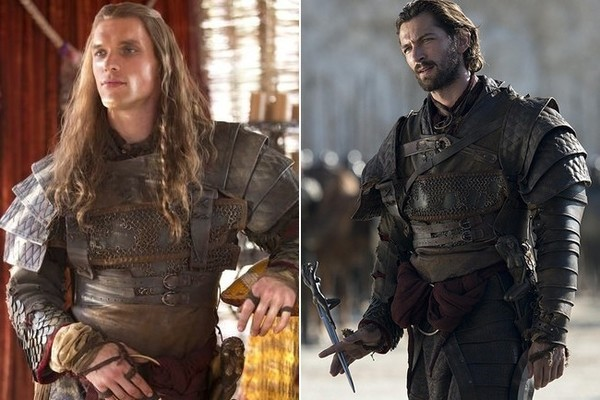 Daario Naharis Book Vs Show
