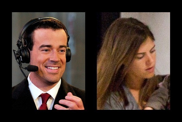 Carson Daly is dating Siri Pinter