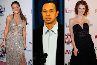 Tiger Woods Affair Scandal Timeline