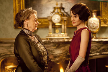 For the Love of Granny! A 'Downton Abbey' Movie Is in the Works