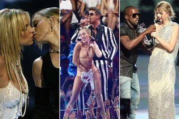 The Most Outrageous Moments in Music History